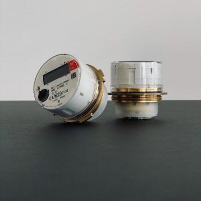 Unterputz Wasserzähler für die Erfassung von Wasser innerhalb einer Mietwohnung